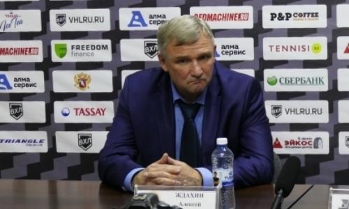 «Матч был напряжённым». Наставник «Торпедо» рассказал, что было главным в игре с «Югрой»