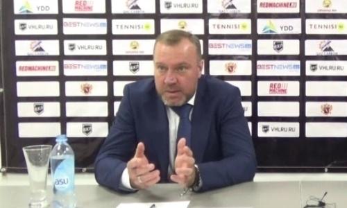 "«Не хватило ""мусорного"" гола». Тренер «Югры» похвалил оборону «Торпедо»"