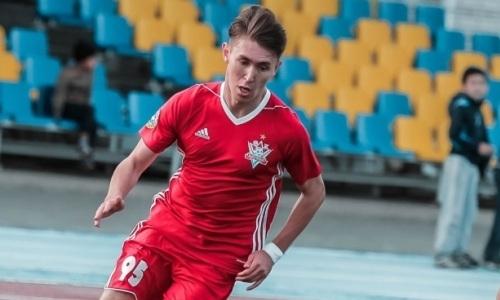 Лучший казахстанский нападающий КПЛ решил поиграть в Первой лиге