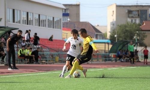 1 300 зрителей посетили матчи 27-го тура Второй лиги