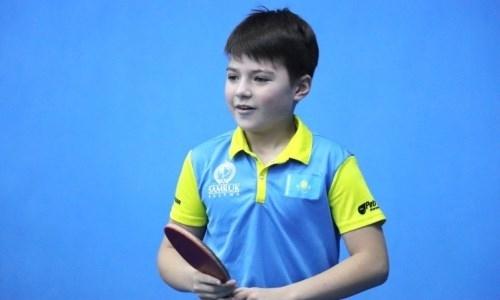 Казахстанец назван лучшим юным теннисистом по итогам Hopes Week