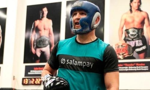 Первый соперник Нурмагомедова назвал единственный способ нокаутировать Хабиба