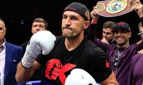 «Меня избегали на протяжении всей карьеры». Ковалев объяснил важность боя с «Канело»