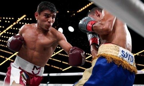 Узбекский нокаутер оформил шестую досрочную победу в одном андекарде с Елеусиновым