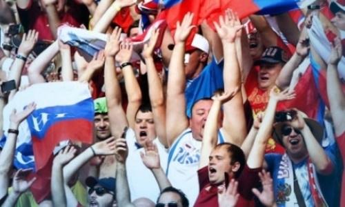 Озвучена цена билетов на матч Россия — Шотландия в группе сборной Казахстана
