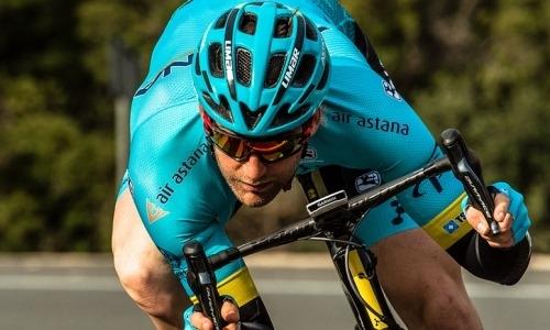 Велогонщик «Астаны» Уль стал 15-м по итогам «Гран-при Квебека»