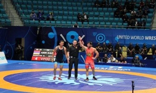 Чемпионат мира по борьбе стартовал в Нур-Султане