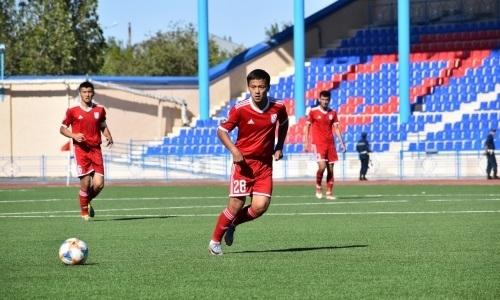 «Байконур» сыграл вничью матч Первой лиги с «Академией Оңтүстік»