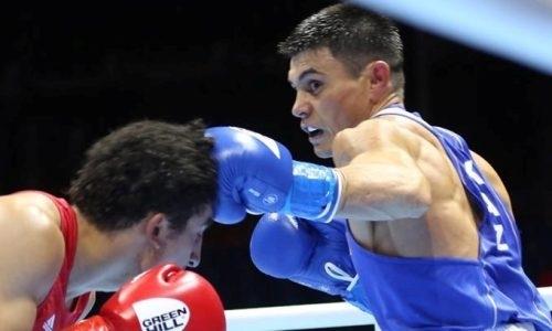 Трехкратный чемпион Казахстана выиграл свой второй поединок на ЧМ-2019 без боя