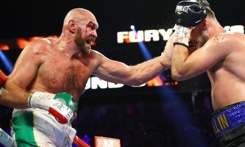 Видео полного боя, или Как Тайсон Фьюри в драматичной и кровавой рубке выиграл пояс WBC