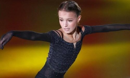 Ученица тренера Турсынбаевой стала первой фигуристкой, выполнившей четверной лутц