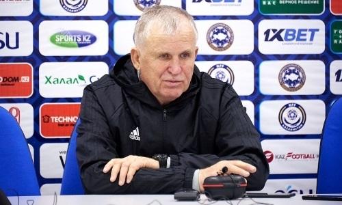 Известный тренер отказался возглавить клуб КПЛ