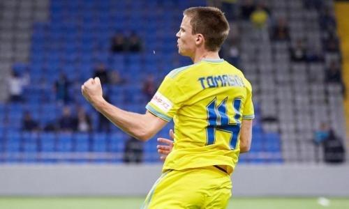«Астана» одержала волевую победу над «Шахтером» и вернулась в тройку лидеров КПЛ