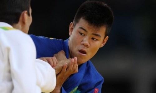 Стал известен состав сборной Казахстана на Гран-при по дзюдо в Ташкенте