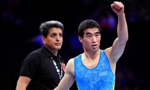 Айнагулов выполнил норматив на участие в Олимпиаде-2020