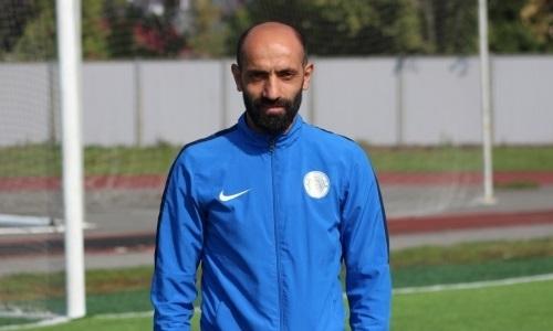 «В футболе не бывает удобных или неудобных команд». Наставник «Кызыл-Жара СК» — о матче с «Экибастузом»