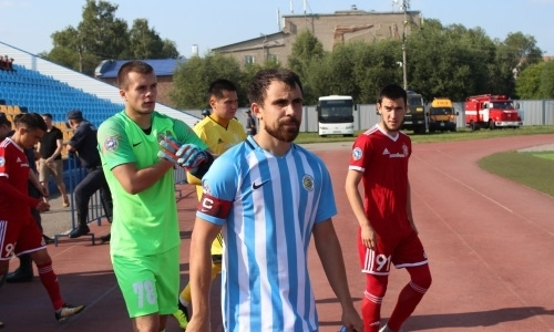 Капитан «Кызыл-Жара СК» сыграл 250 матчей за свой клуб