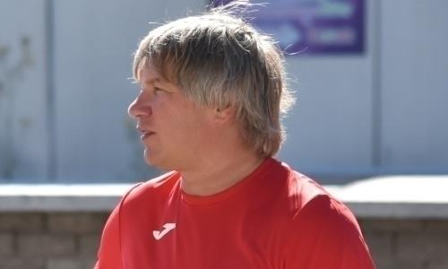 Экс-тренер клуба чемпионата Казахстана стал начальником команды в «Актобе»