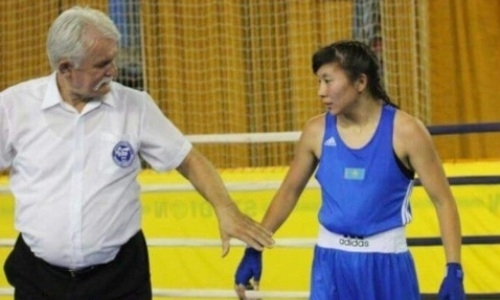 19-летняя казахстанская боксерша проиграла спарринг-партнеру Шариповой в Москве