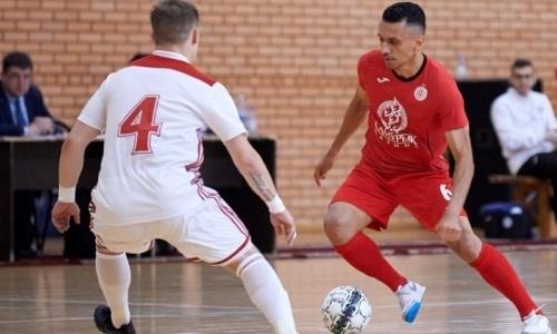 Пять команд пробились в 1/8 финала Кубка Казахстана