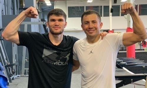 Казахстанский боксер GGG Promotions сообщил о переговорах с экс-соперником «Канело»