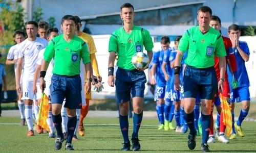 Назначения судей и инспекторов на матчи 21-го тура Первой лиги