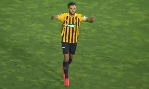 Эсеола забил 25-й мяч за «Кайрат»