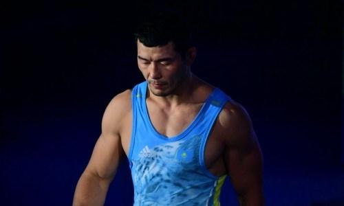 Сенсационно победивший двукратного олимпийского чемпиона из России казахстанский борец остался без медали ЧМ-2019