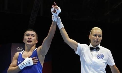 Казахстанский чемпион мира по боксу побил чемпиона Азии на ЧМ-2019