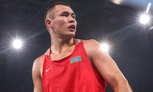 Казахстанский супертяж дважды отправил в нокдаун и затем тяжелый нокаут испанца на старте ЧМ-2019