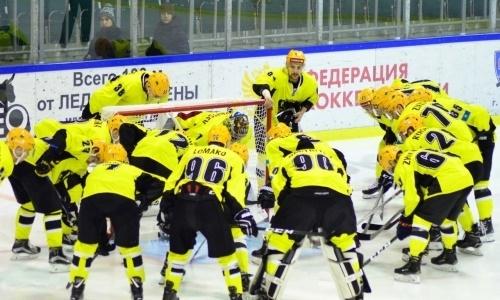 Через раз. «Сарыарка» проиграла «СКА-Неве» в матче ВХЛ