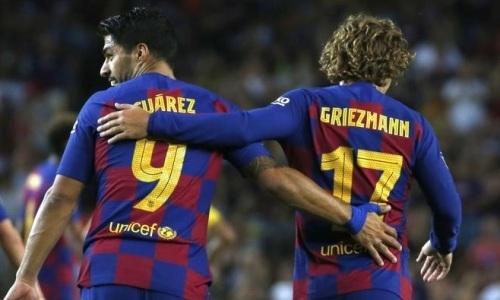 «Боруссия» — «Барселона» и «Наполи» — «Ливерпуль»: прямая трансляция матчей Лиги Чемпионов в Казахстане