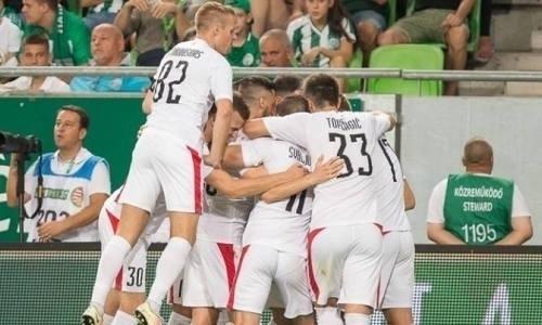 Европейский клуб казахстанского тренера вматче сдвумя удалениями вдополнительное время вырвал путевку вфинал Кубка