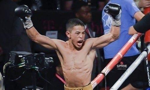 Казахстанский боксер совершил космический рывок в мировом рейтинге после победы нокаутом