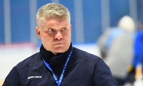 «Отвратительно». Наставник «Номада» раскритиковал игру команды против тверского «Динамо»