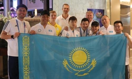 Наставник сборной Казахстана по тяжелой атлетике рассказал, на кого делает ставку на чемпионате мира в Таиланде