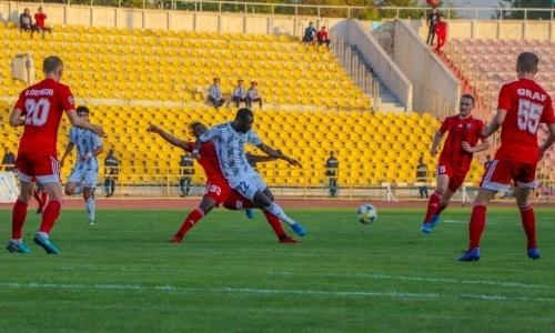 Ещё один футболист основы «Ордабасы» не сыграет против «Актобе»