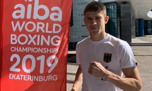 «Вес 63 кг — самый сильный на чемпионате Мира». Откровения родившегося в Казахстане боксера сборной Германии