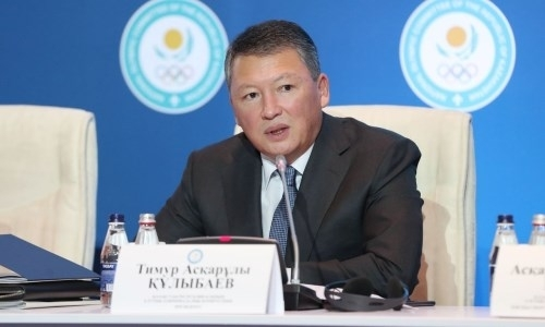 Тимур Кулибаев переизбран на должность президента НОК Казахстана