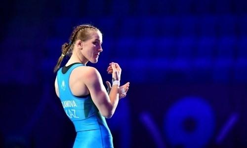 Казахстанка стала третьей на ЧМ-2019