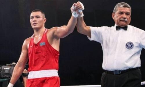 Казахстанский супертяж после крутого нокаута победил пятикратного чемпиона Германии и вышел в полуфинал ЧМ-2019