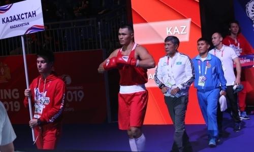 Сколько казахстанских боксеров вышло в полуфинал чемпионата мира-2019