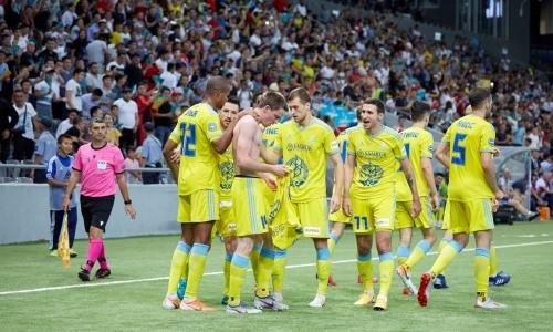 Английский эксперт назвал условие потери очков «МЮ» в матче с «Астаной» в Казахстане