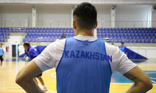 Два игрока присоединились к сборной Казахстана по футзалу