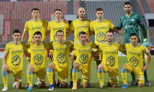 «Манчестер Юнайтед» и «Астана» назвали стартовые составы на матч лиги Европы