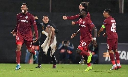 Обидчик «Астаны» одержал победу над итальянским клубом настарте группового этапа ЛЕ