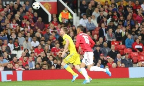Видеообзор матча исторического матча, или Как «Астана» противостояла «Манчестер Юнайтед» на «Олд Траффорд»