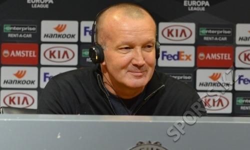 Григорчук прокомментировал поражение «Астаны» от «Манчестер Юнайтед» на «Олд Траффорд»