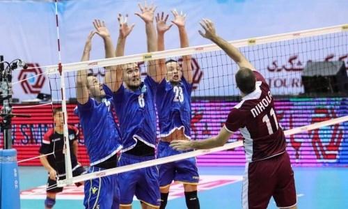 Сборная Казахстана одержала очередную победу на чемпионате Азии