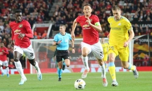 «Манчестер Юнайтед» — «Астана». Дьявольское везение